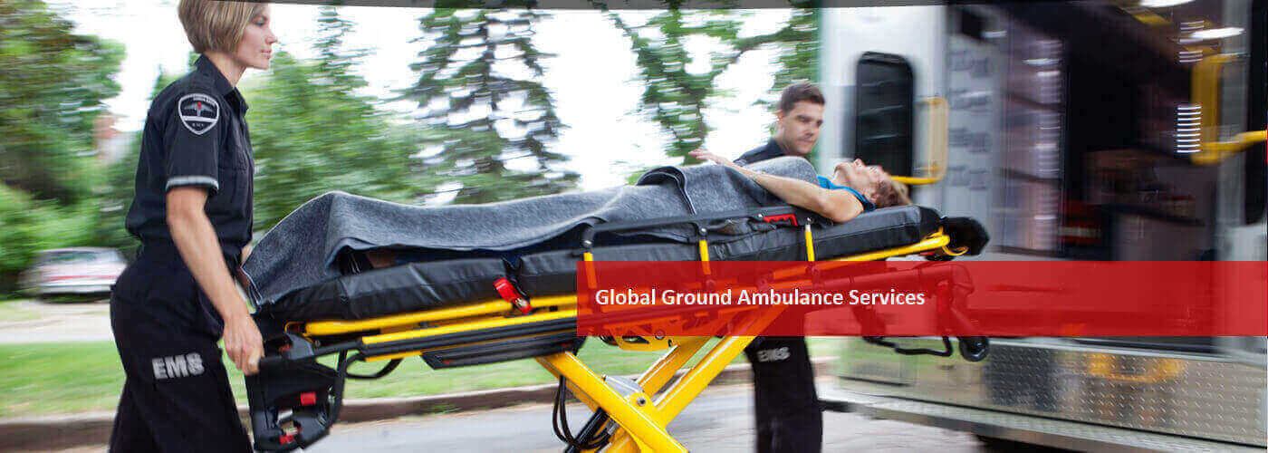 Emergency Ground Ambulance Service