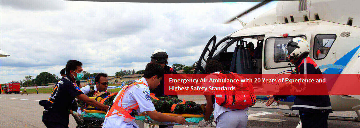 Emergency Air Ambulance
